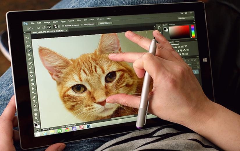 Học photoshop nên bắt đầu từ đâu