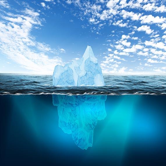 hình ảnh đẹp về tảng băng trôi - iceberg