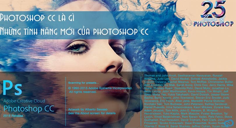 photoshop cc là gì
